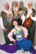 Cast and performers of Ali Baba and the Forty Thieves